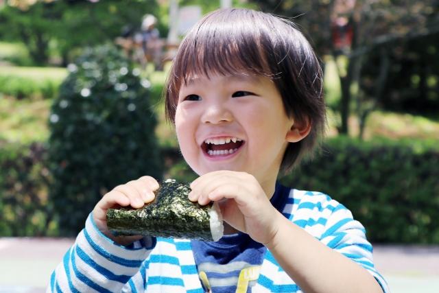 必見!子供が喜ぶ可愛いおにぎりアレンジ大紹介!