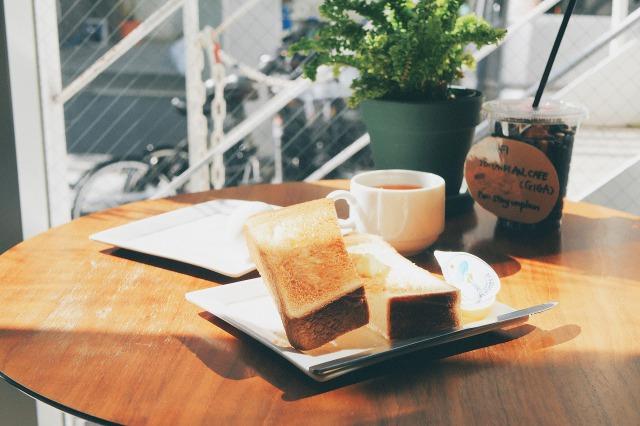 いつものトーストにひと手間!美味しい朝が楽しくなる!