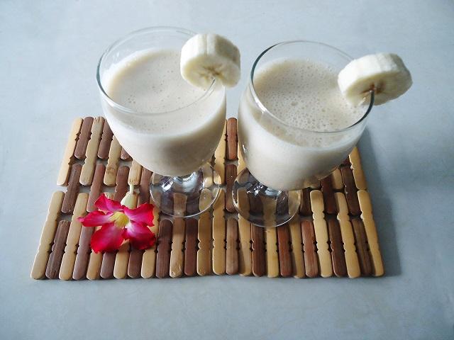豆乳スムージー