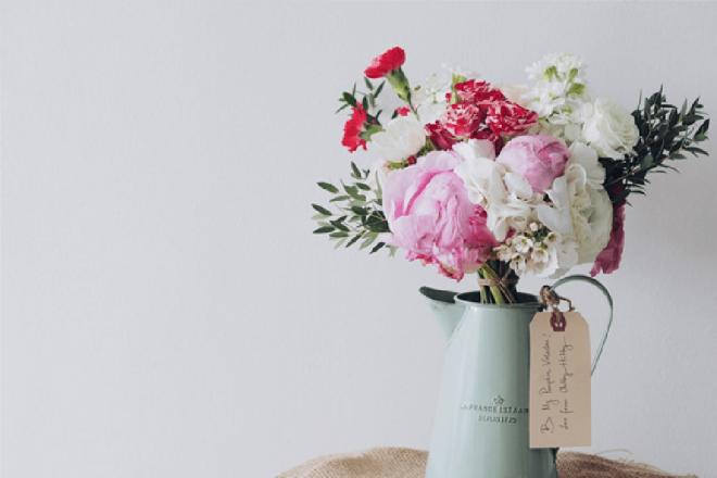 花の楽しみ方はいろいろある