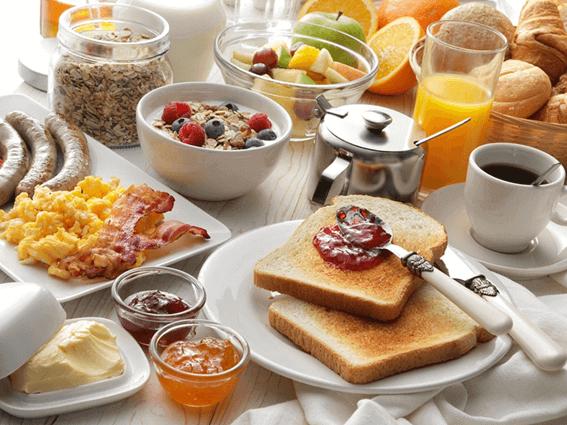 幼児期から朝ごはんの習慣を身につけよう
