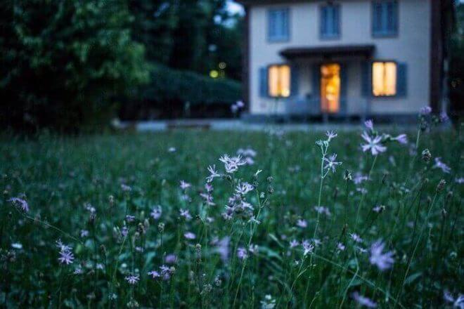 イングリッシュガーデンは自然を生かした庭の作り方