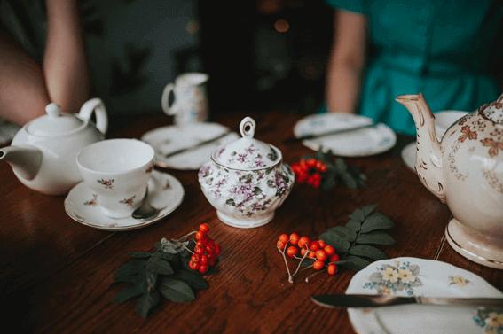 長い年月を経て生み出された紅茶の歴史
