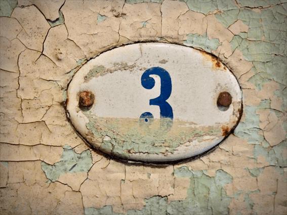 カバラ数秘術の運命数3の意味と基本情報