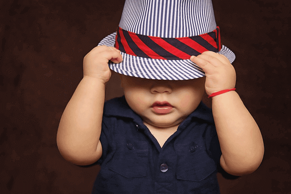 赤ちゃんの洋服の収納方法