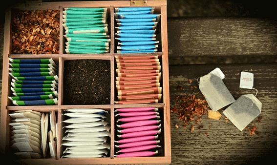 紅茶の茶葉の種類と特徴