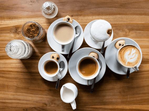 コーヒーの飲み方の種類や特徴を理解しよう