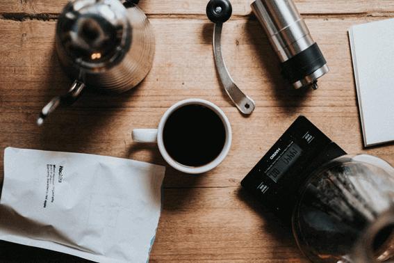 コーヒー器具の種類にはどんなものがある?