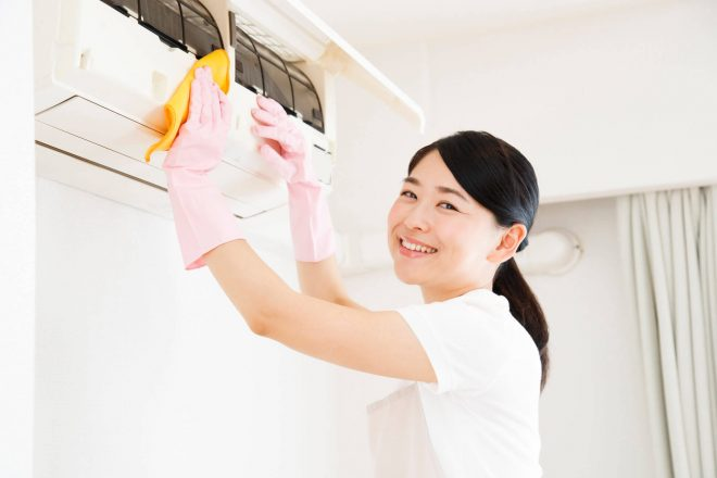 掃除ビジネスの需要が増している