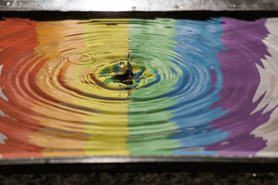 色による印象の違いとは?色が与える心理効果