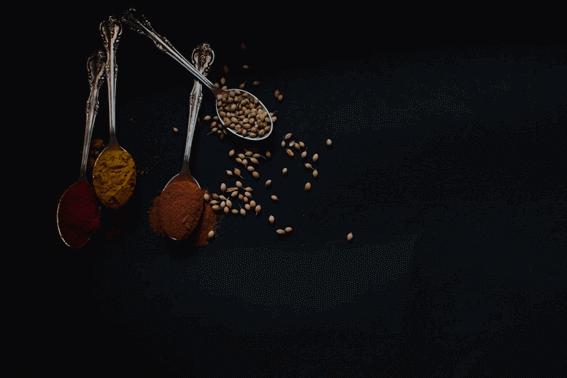 ガラムマサラの効能と使い方