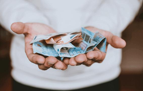 財運線の見方について