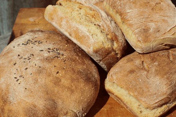パン作りの基本的な工程は意外と簡単!