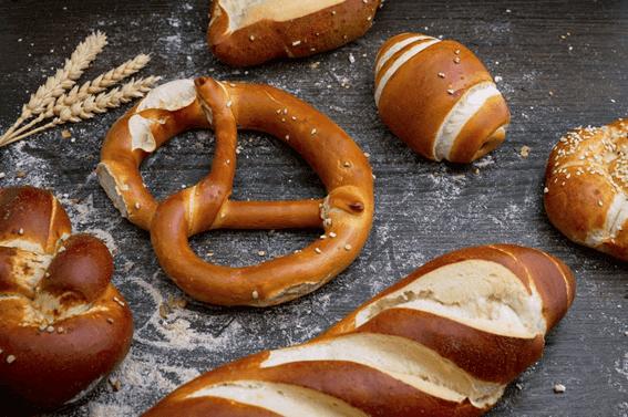 パン作りの発酵について