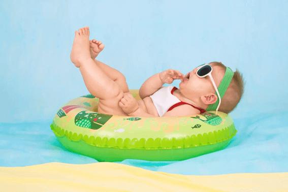 赤ちゃんの感情は複雑に変化している