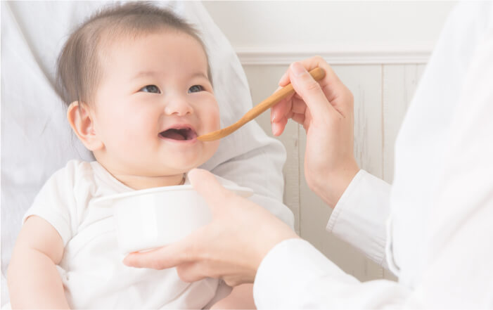 乳幼児を取り巻く食環境