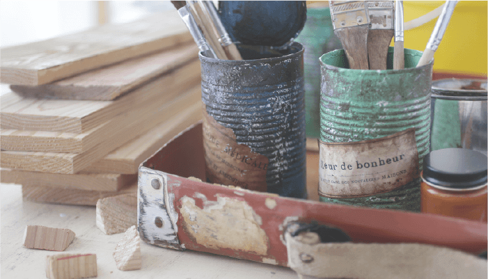 DIYの作業の範囲