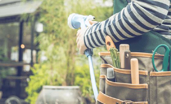 資格取得後は、造園会社やハウスメーカーでのお仕事が可能です。