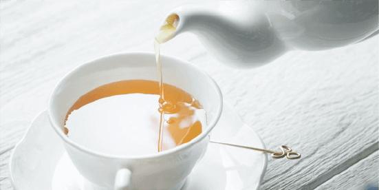 紅茶の正しい入れ方