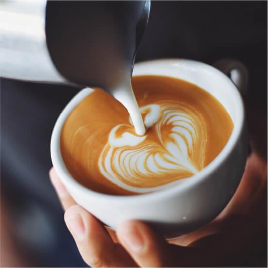 コーヒーカップの種類