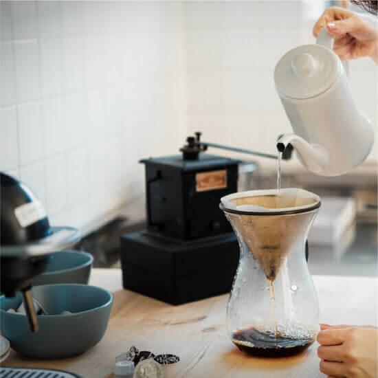 コーヒーグッズの種類