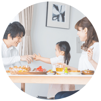 自分や家族の健康管理に役立てたい