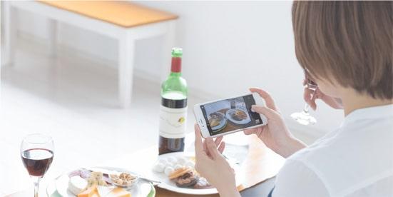 SNSやブログでワインを紹介する