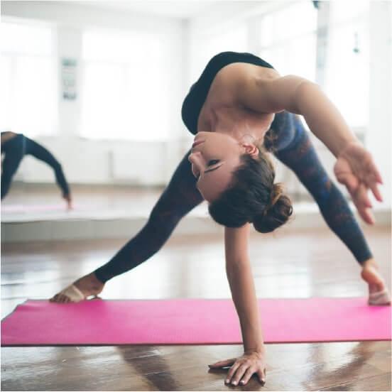 体に負担をかけず、しなやかな筋肉が得られる「ピラティス」