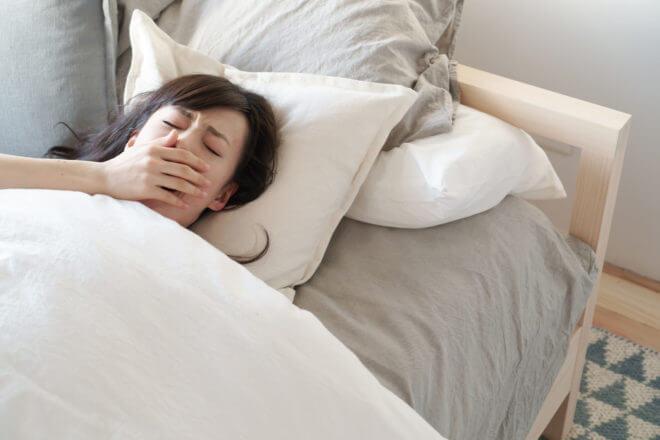 睡眠不足が引き起こすリスク
