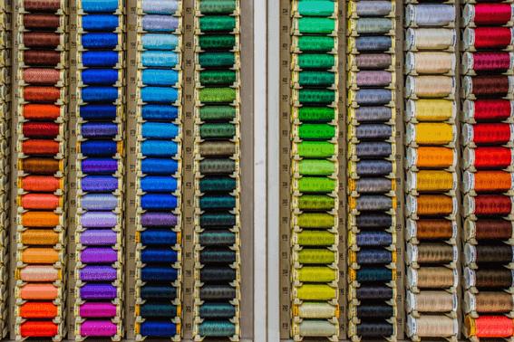刺繍糸の種類や違いを把握しよう