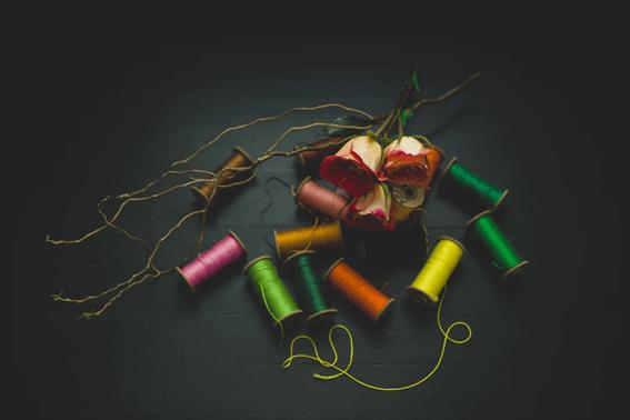 刺繍糸をきれいに作業しやすく保管しよう