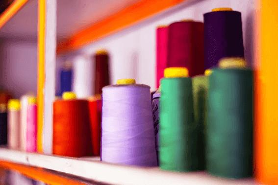 刺繍糸の種類は?メーカー別の違いについて解説!