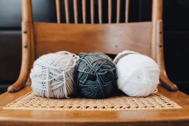 編み物には多くの時間がかかることを意識して!