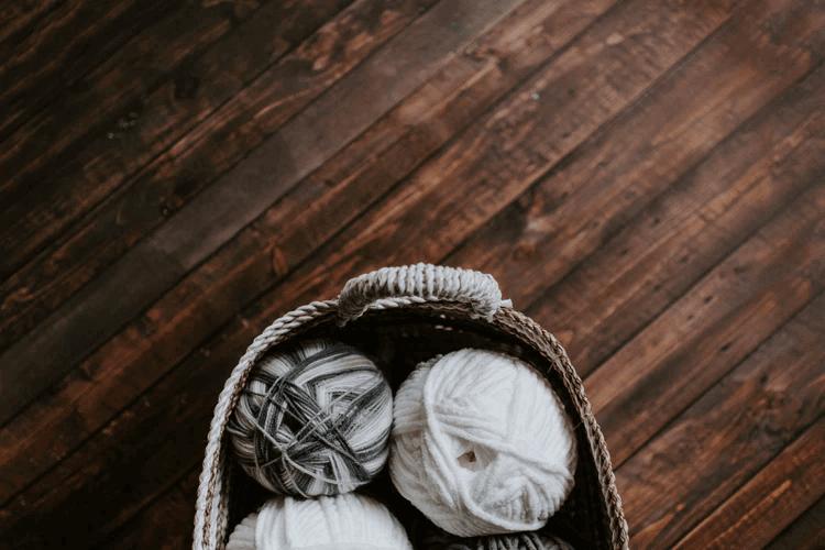 外で編み物ができる場所に行ってみよう!