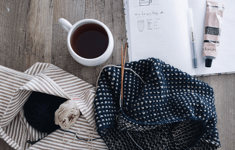 編み物で参加できるボランティアニットを始めよう!