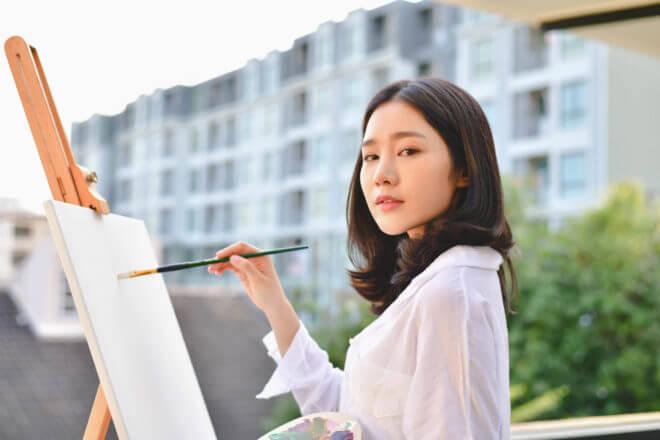 芸術的な趣味をお探しなら、水彩画の資格でスキルアップ!