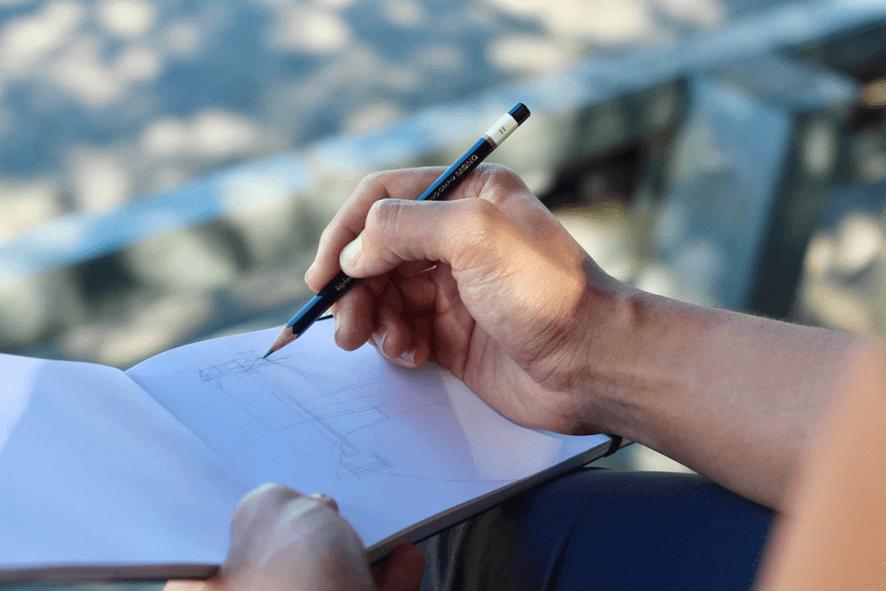 鉛筆デッサンを独学するならデメリットやリスクを理解しておこう
