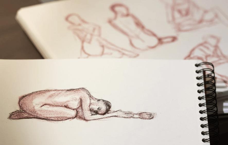 鉛筆デッサンの勉強方法と効果的な練習方法